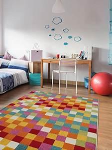 Teppich Kinderzimmer Schadstofffrei : benuta teppiche kinderzimmer teppich noa pixel multicolor 160x230 cm oeko tex standard 100 ~ Orissabook.com Haus und Dekorationen