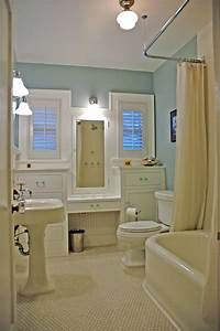 86 best bungalow bathrooms images on pinterest With arts and crafts bathroom ideas