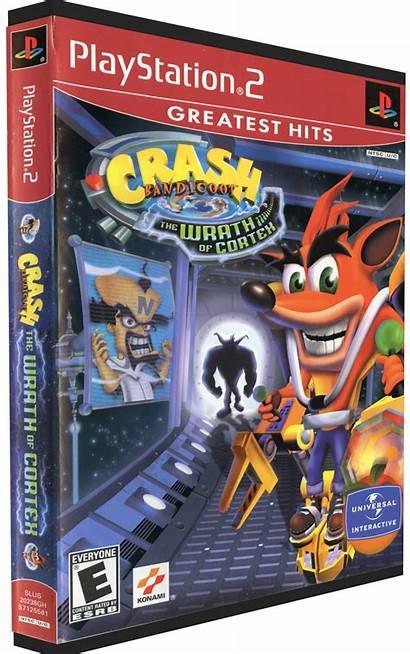 Crash Bandicoot Launchbox Wrath Cortex App Box