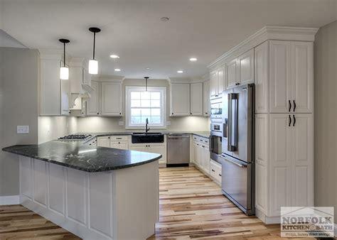 norfolk kitchen and bath new kitchen design in gilford nh