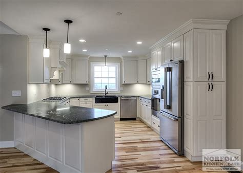 New Kitchen Design in Gilford, NH   Norfolk Kitchen & Bath