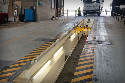 Vosa Compliant Atf Inspection Pits  Tecnik Engineering Ltd