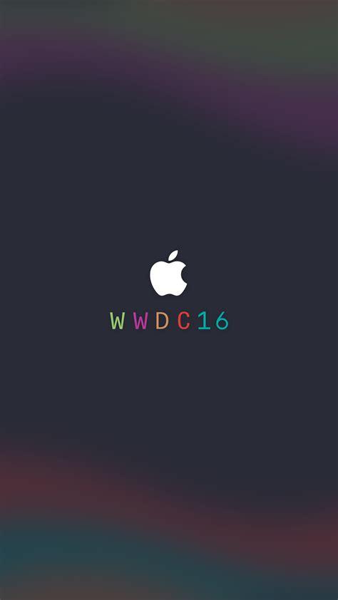 WWDC 2016 Wallpaper  Hintergundbilder als Download