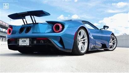 Ford Gt Reviewed Rear Side Road