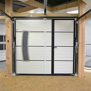 Porte de garage basculante haut de gamme for Porte de garage haut de gamme