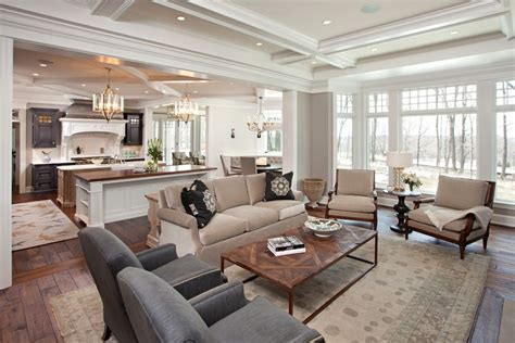 kitchen and living room open floor plans small open plan kitchen and living room living room 9641