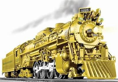 Express Polar Gold Lionel Train Berkshire Edition