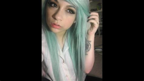 Dying My Hair Light Pastel Blue Turquoiseaquateal