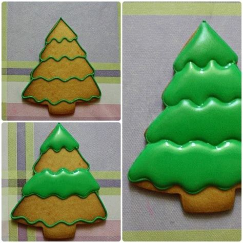 christmas tree cookie decorating have yourself a merry