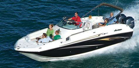 Hurricane Deck Boat Navigation Lights by Research 2009 Hurricane Deck Boats 260 Ob Single On