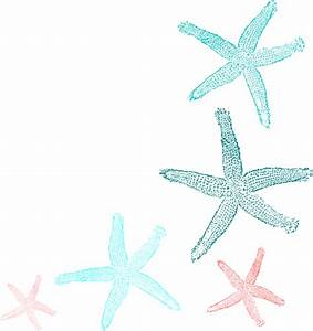 Coral And Teal Starfish Clip Art at Clker.com - vector ...