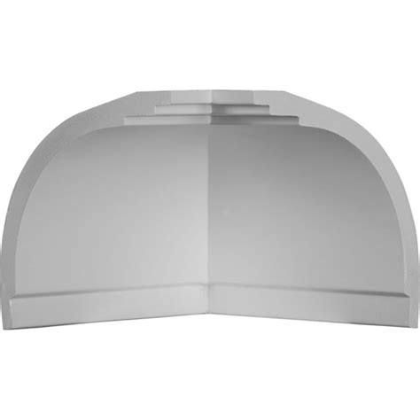 lowes cove crown moulding ekena millwork mic04x04br 4 3 4 quot p x 4 1 4 quot h inside corner for moulding mld04x04x06br
