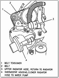 89 Cavalier Z24 Belt Diagram