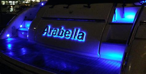 Stainless Steel Boat Lettering Uk by Boat Names