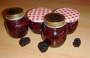 Brombeer Chutney Rezept : brombeer mandel amaretto marmelade rezept mit bild ~ Lizthompson.info Haus und Dekorationen