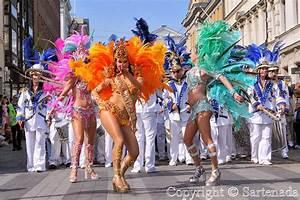 La danza Samba