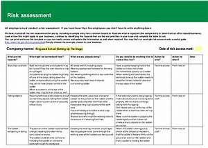 Ladder safety ra for Step ladder risk assessment template
