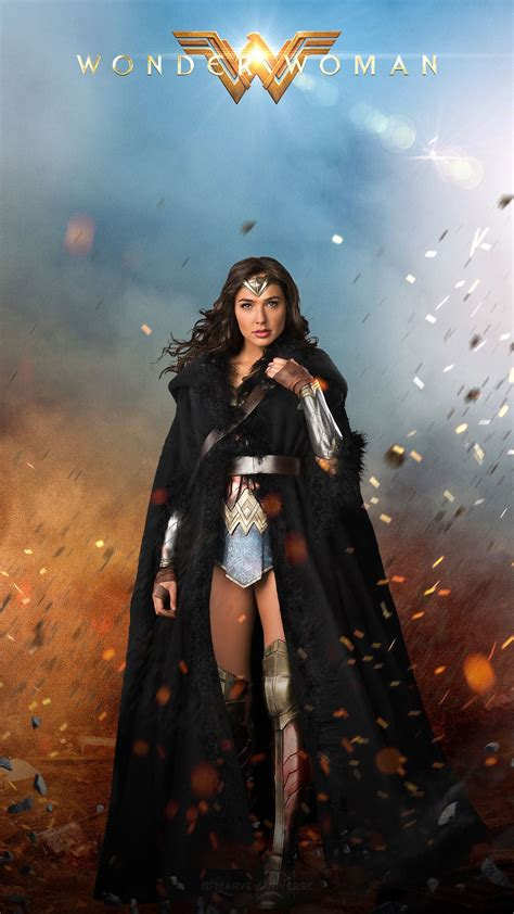 Wonder Woman Wallpapers Source Mucn  Movies Pinterest