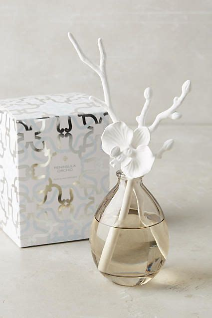 anthropologie butterfly orchid diffuser diffusers gifts