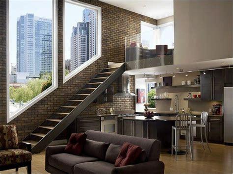 des rideaux de cuisine designs captivants d 39 escalier loft