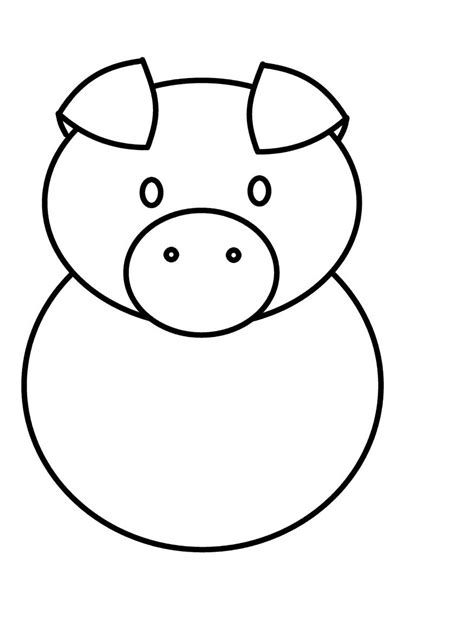 draw cartoons pig
