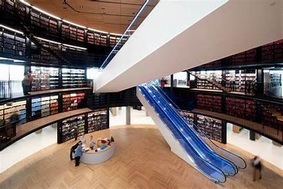 Birmingham Library Engineering Interior Burohappold