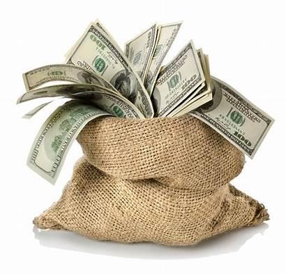 Money Bag Dollar Freepngimg