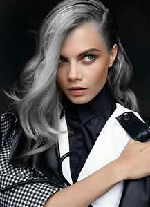 Graue Haare Männer Trend : graue haare so schaffen sie graut ne in den haaren beauty frisurentrends zenideen ~ Frokenaadalensverden.com Haus und Dekorationen
