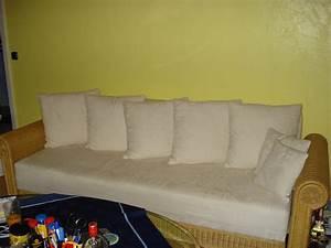 Rattan Couch Mit Schlaffunktion : rattancouch mit schlaffunktion polster sessel couch ~ Indierocktalk.com Haus und Dekorationen