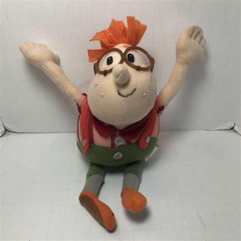 Jimmy Neutron Boy Genius Plush CARL WHEEZER Stuffed Toy ...