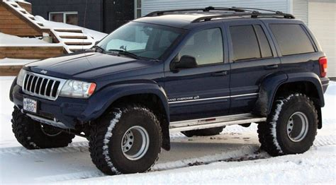 jeep grand cherokee modified beggiford 2004 jeep grand cherokee specs photos
