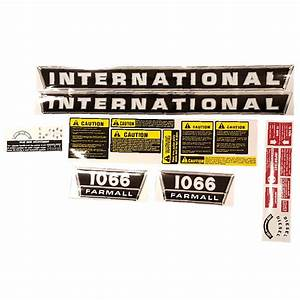 1066 International Tractor Wiring Harness