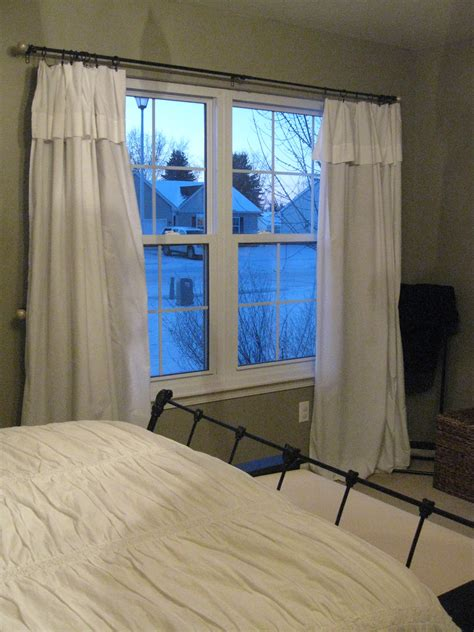 cool white bedroom curtains for white windows and