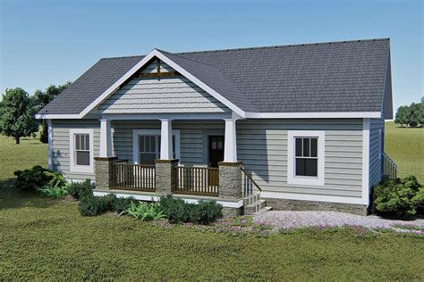 House Plan 1776 00091 Ranch Plan: 1 311 Square Feet 3