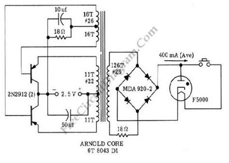 Inverter Circuit Read Wiring