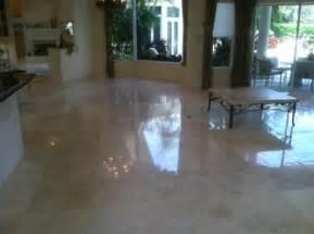 refinishing travertine floors palm county s ace