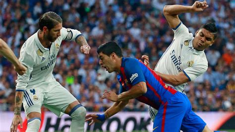 Barcelona vs. Real Madrid live stream info, TV channel ...