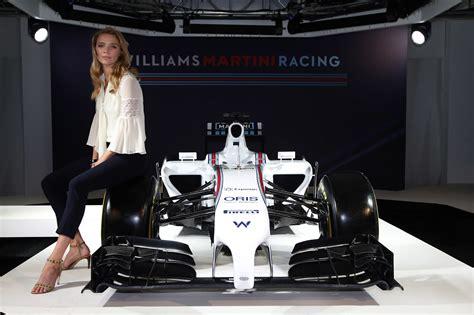 martini returns  formula   williams autoevolution