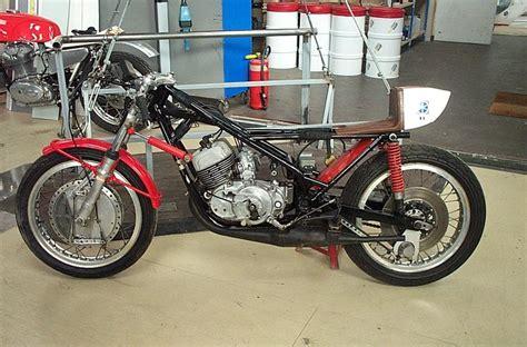Yamaha Td2 250cc 2 Stroke Classic Racer