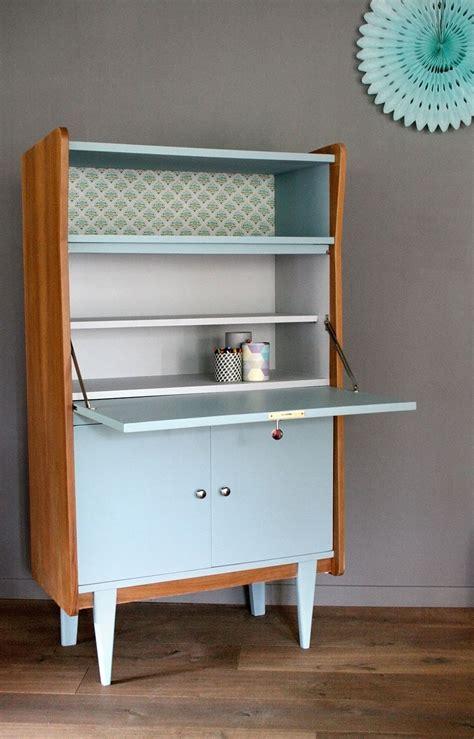 bureau concept secrétaire vintage octave les jolis meubles