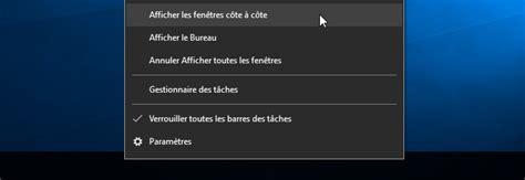 comment faire apparaitre les icones sur le bureau comment faire réapparaître la fenêtre d 39 un logiciel