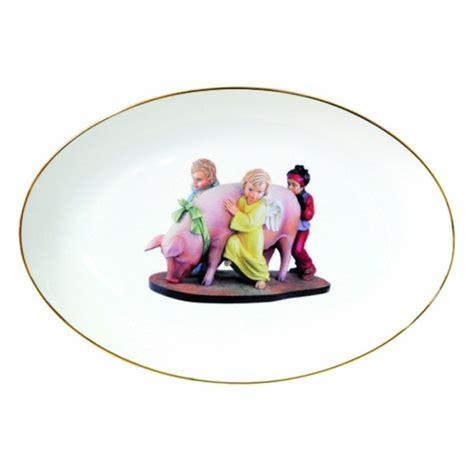 jeff koons banality jeff koons oval platter banality series for sale artspace