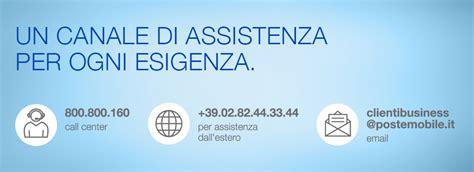 Servizio Clienti Poste Mobile by Servizio Clienti Business Postemobile