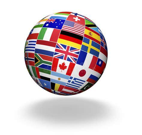 World Flags International Business Stock Photo  Image 48580678
