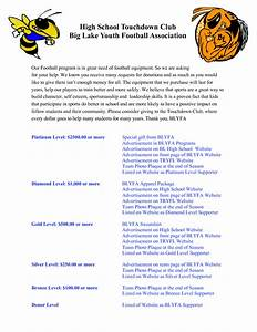Best photos of youth sports donation request letter for Youth football donation request letter