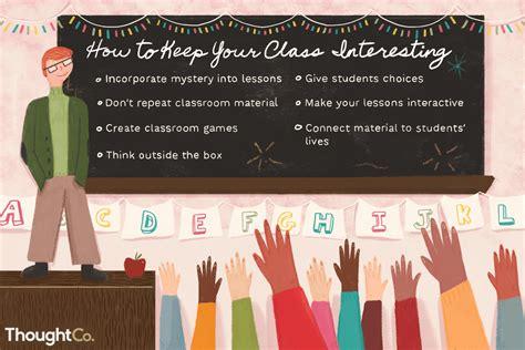 ways    class interesting