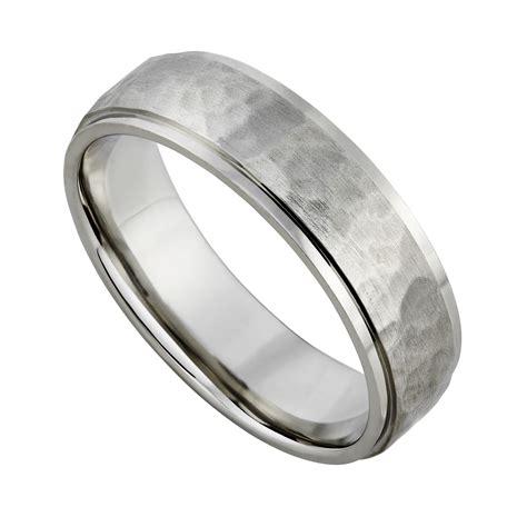 s palladium 950 6mm ring