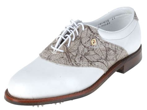 shoes saddle footjoy classic golf womens rated