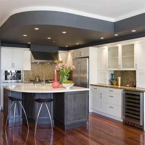 ceiling bulkhead design ideas closes  gap
