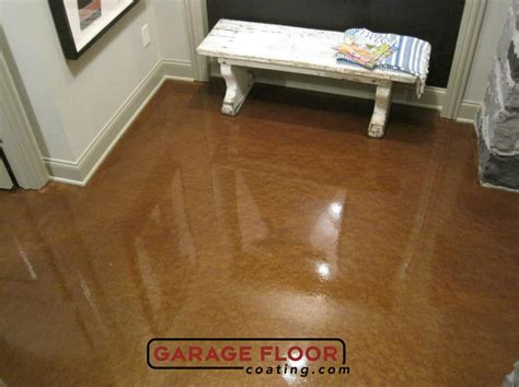 Resurface Garage Floor With Epoxy by Gallery Garagefloorcoating Garagefloorcoating